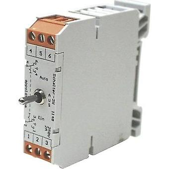 Switch module 1 pc(s) Appoldt 2 change-overs