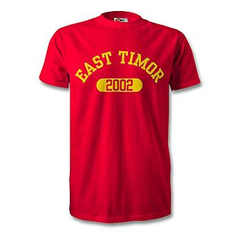 East Timor Independence 2002 Kids T-Shirt