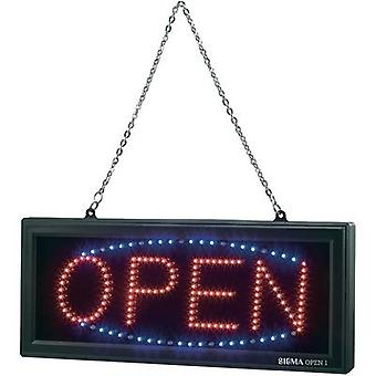 LED sign Open