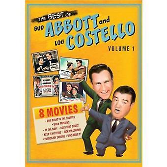 Vol. 1-Best of Bud Abbott & Lou Costello [DVD] USA import