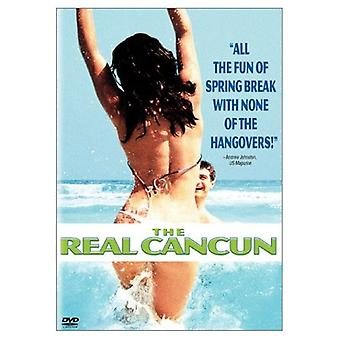 Real Cancun - The Real Cancun [DVD] USA import