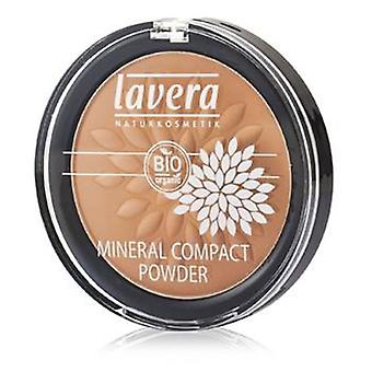 Lavera Mineral Compact Powder - # 03 Honey - 7g / 0,2 oz