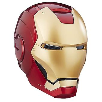 The Avengers Marvel Legends Full Scale Iron Man Electronic Helmet 17 - 18 years