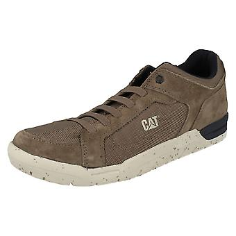 Mens Caterpillar Casual Lace Up Shoes/Trainers Indent
