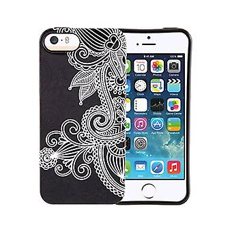 Xentris Soft Shell Case for Apple iPhone 5/5S - Paisley