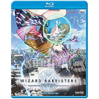 Guiden Barristers [Blu-ray] USA importerer