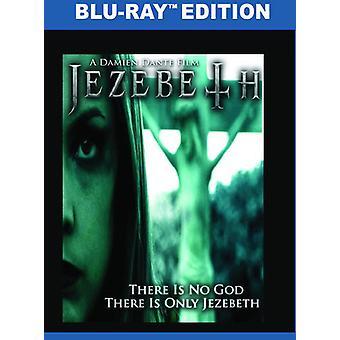 Jezebeth [Blu-ray] USA importerer