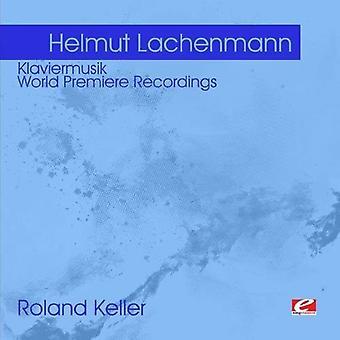 Helmut Lachenmann - Helmut Lachenmann: Klaviermusik [CD] USA import