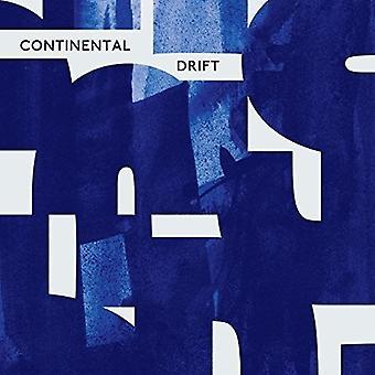 Forskellige kunstner - kontinentaldrift [Vinyl] USA importerer