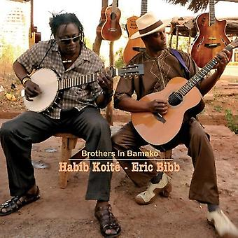 Eric Bibb & Habib Koité - brødrene i Bamako [CD] USA import