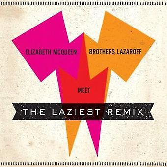 Elizabeth McQueen - Elizabeth McQueen mødes brødrene Lazaroff-det Lazie [CD] USA import