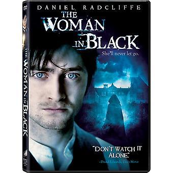Kvinnan i svart [DVD] USA import