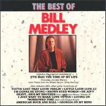 Bill Medley - Best of Bill Medley [CD] USA import