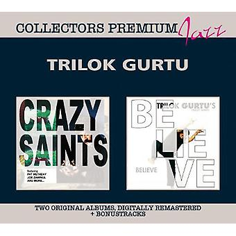 Trilok Gurtu - Crazy Saints & Believe [CD] USA import