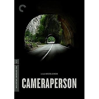 Cameraperson [DVD] USA import