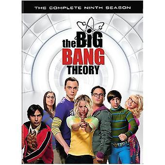 Teoria wielkiego podrywu: Import USA dziewiąty sezon [DVD]