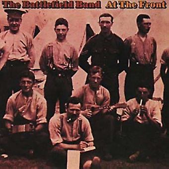 Battlefield Band - på forsiden [CD] USA importen