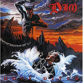 Dio - Holy Diver [CD] USA importieren