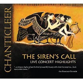 Gabrieli/Palestrina/Gesualdo/Gombert/Grieg/Elgar/Y - Siren's Call [CD] USA import