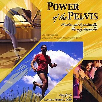 Lavinia Plonka - Power of the Pelvis [CD] USA import