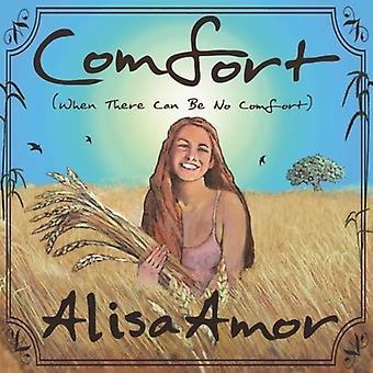 Alisa Amor - conforto quando não pode haver nenhuma importação EUA conforto [CD]