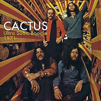 Cactus - Ultra Sonic Boogie-Live 1971 [CD] USA importeren