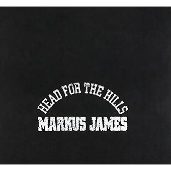 Markus James - Head for the Hills [CD] USA import