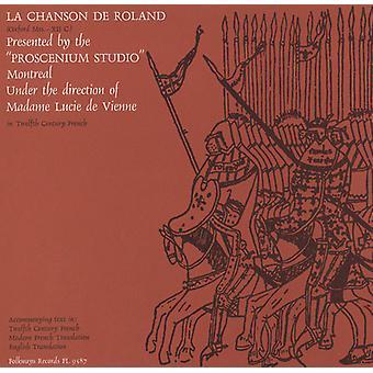 La Chanson De Roland - La Chanson De Roland [CD] USA import