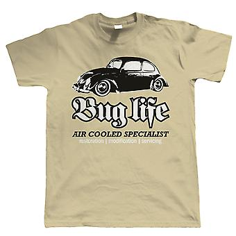 Bug Life, Mens lucht gekoeld Vee Dub T Shirt