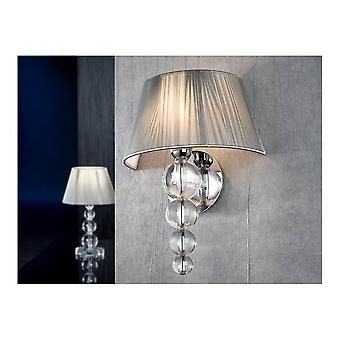 Schuller Mercury Clear Wall Lamp