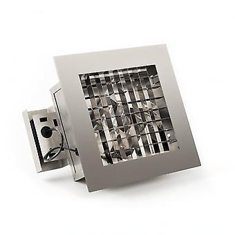 Konstsmide Aussparung Licht aus Edelstahl