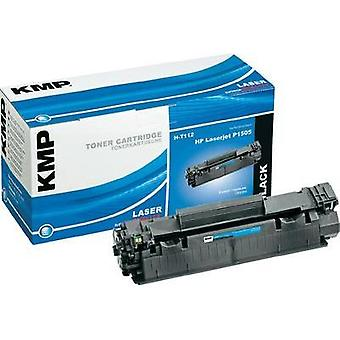 KMP Toner cartridge replaced HP 36A, CB436A Compatible Black 2000 pages H-T112