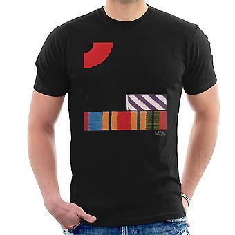 Pink Floyd de Final Cut Album Cover mannen T-Shirt