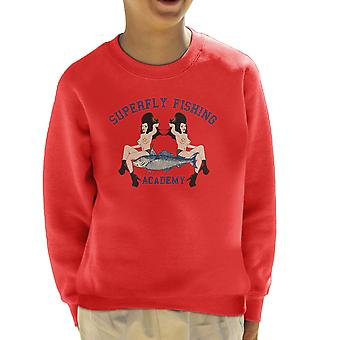 Superfly Fishing Academy Kid's Sweatshirt