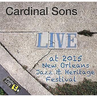 Kardinal sønner - Jazzfest 2015 [CD] USA import