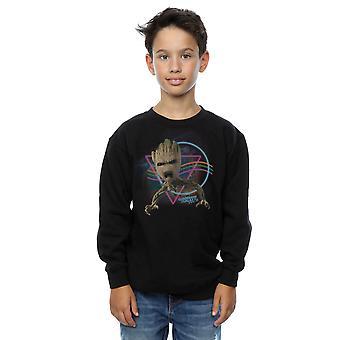 Wonder Boys hoeders van de Galaxy Neon Groot Sweatshirt