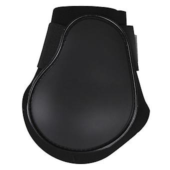 QHP Black Ram Protector (Horses , Horse riding equipment , Legs and tail , Covers)
