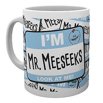 Rick und Morty Look At Me Mug