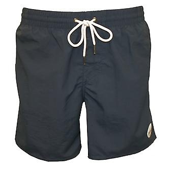 O'Neill Vert Solid Colour Swim Shorts, Black Out