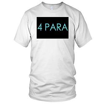British Army Parachute Regiment 4 PARA TRF Kids T Shirt