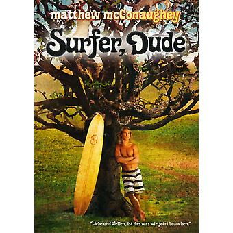 Surfer Dude Movie Poster (11 x 17)