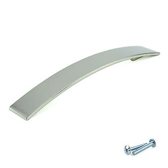 M4TEC Bow Kitchen Cabinet Door Handles Cupboards Drawers Bedroom Furniture Pull Handle Stainless Steel. T5 series