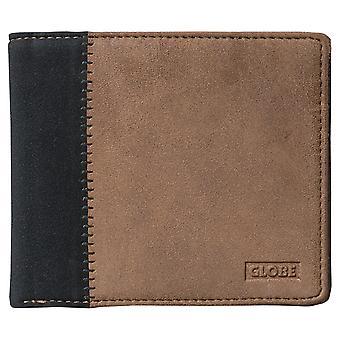 Globe Terrance Wallet - Dust Brown