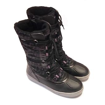 Geox J Joing Girls Waterproof Snow Boots From Geox