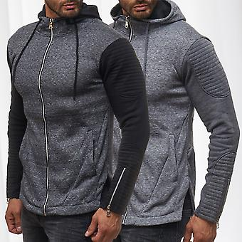 Men's Zip Hoodie jacket with hood