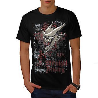 Dämon Satan Hölle Männer BlackT-Shirt | Wellcoda