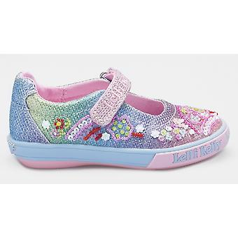 Lelli Kelly Tillie LK5068 Rainbow glimmer sko