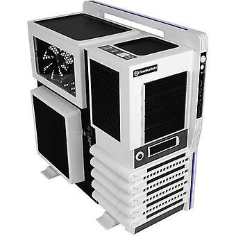 Full tower Game console casing Thermaltake VN10006W2N Black, Whi