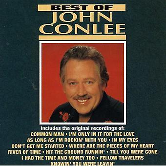 John Conlee - importación de Estados Unidos mejor de John Conlee [CD]