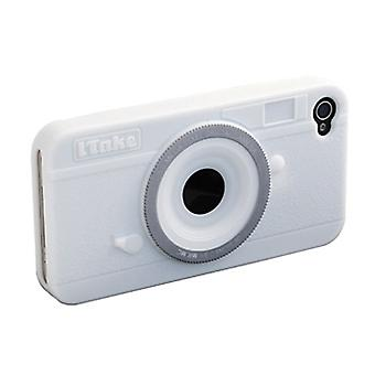 Retro-Kamera iPhone 4 Case